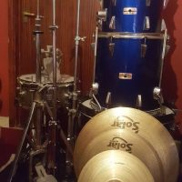 Assorted drum kit Yamaha and premier