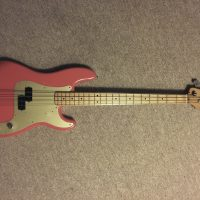 Fender Road Worn 50's Precision Bass