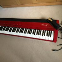 ROLAND FP-8 keyboard in RED (SKU6197K) VERY RARE