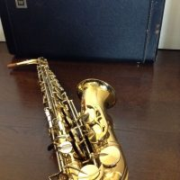 Saxophone alto King Super 20