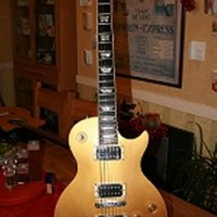 Vintage 1979 Gibson Les Paul Gold top
