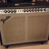 Fender Twin Reverb 100w 1976 Silverface