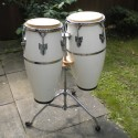 MEINL CONGAS - CONGA DRUMS AND STAND