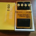Boss OS-2 Overdrive/Distortion Guitar Effects Pedal