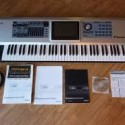 Sell Korg M3 88-Key Workstation / Sampler.