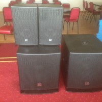LD Systems PA System