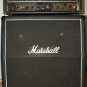 Engl Fireball 60 watt head with Marshall 4x12 1960 A cab