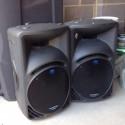 Mackie PA Speakers