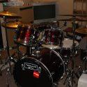 Mapex Tornado Full Drum Kit (Burgundy)