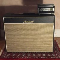 Marshall Bluesbreaker Valve Amp and Power Brake