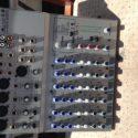 Alto L-8 mixer
