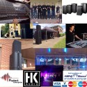 6.8KW HK AUDIO SOUND SYSTEM FOR HIRE !!!