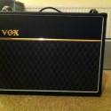 VOX Custom AC30C2 30W 2x12 Tube Guitar Combo Amp (Black)