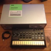 Korg Volca Beats - Analog Drum Machine/Synthesizer/Sequencer
