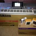 For Sell:- Yamaha tyros 4 /5 Keyboard, Yamaha PSR-S910, Korg Pa3X Pro keyboard, Roland Fantom-G7